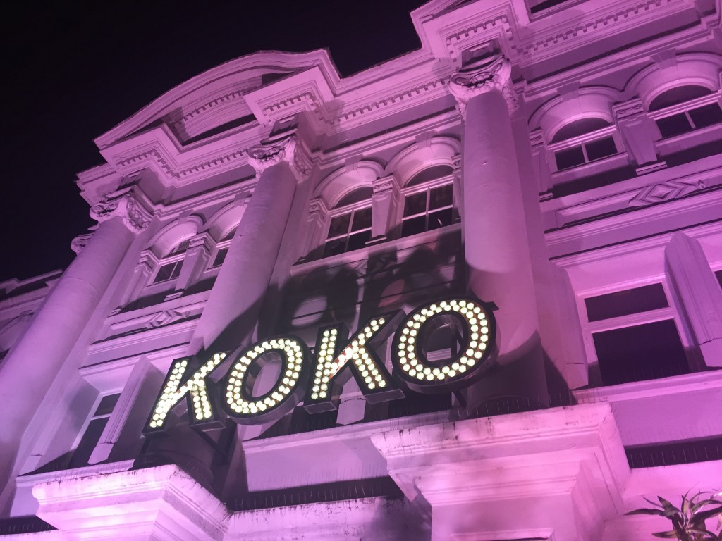 The Venue, Koko in Camden