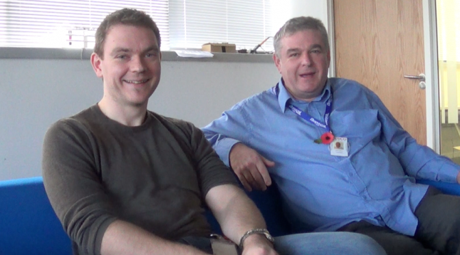 From Cab to Lab: a Dotcom delivery driver's secondment with Tesco Labs