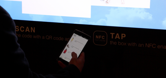 NFC Interaction