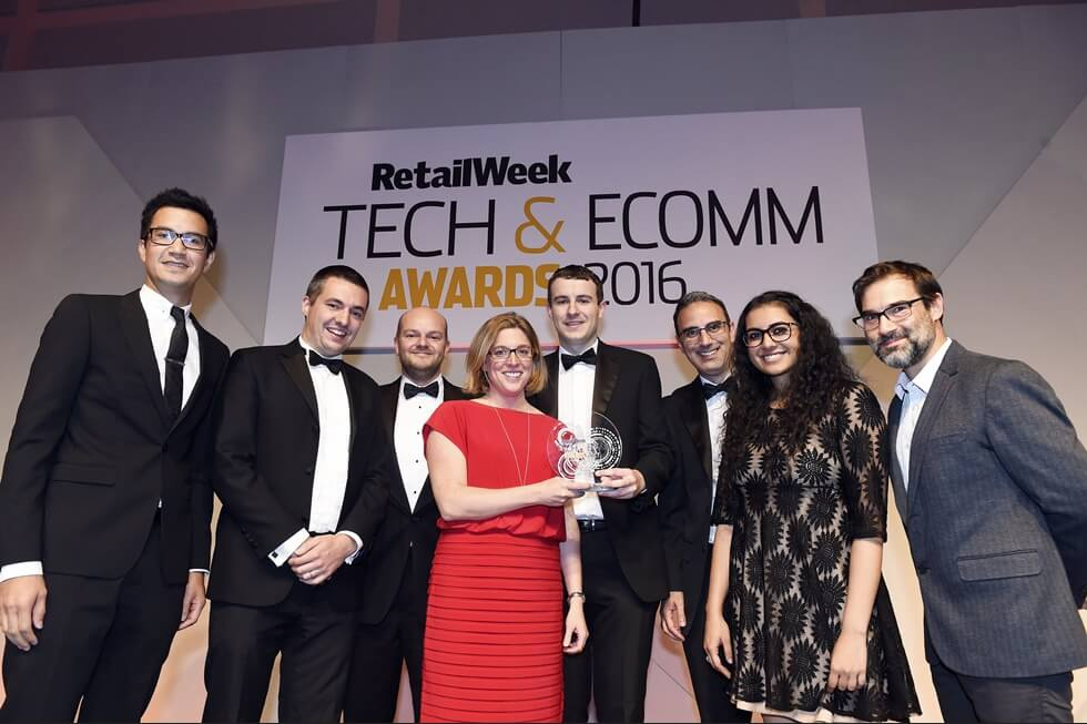 IFTTT Scoops Retail Week Innovation Award