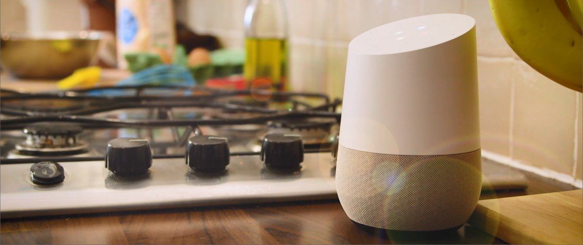 Shop with Tesco on your Google Home