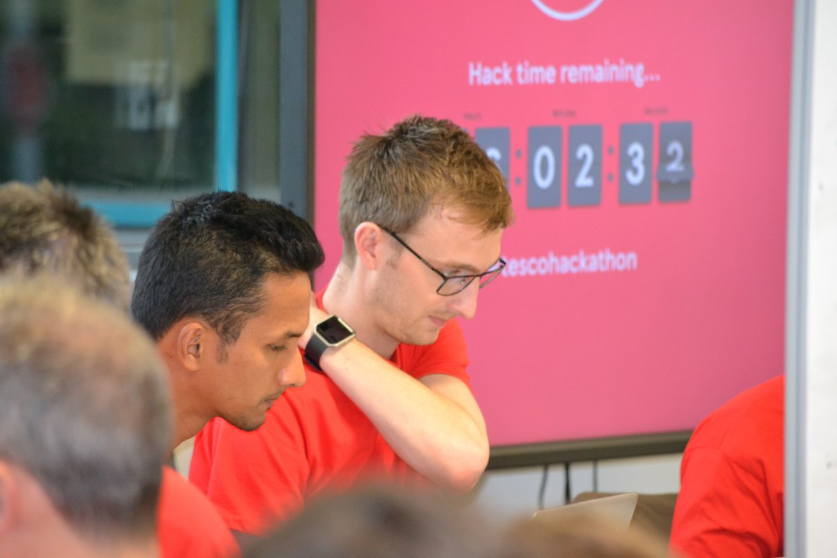 Inventors flock to our annual Hackathon