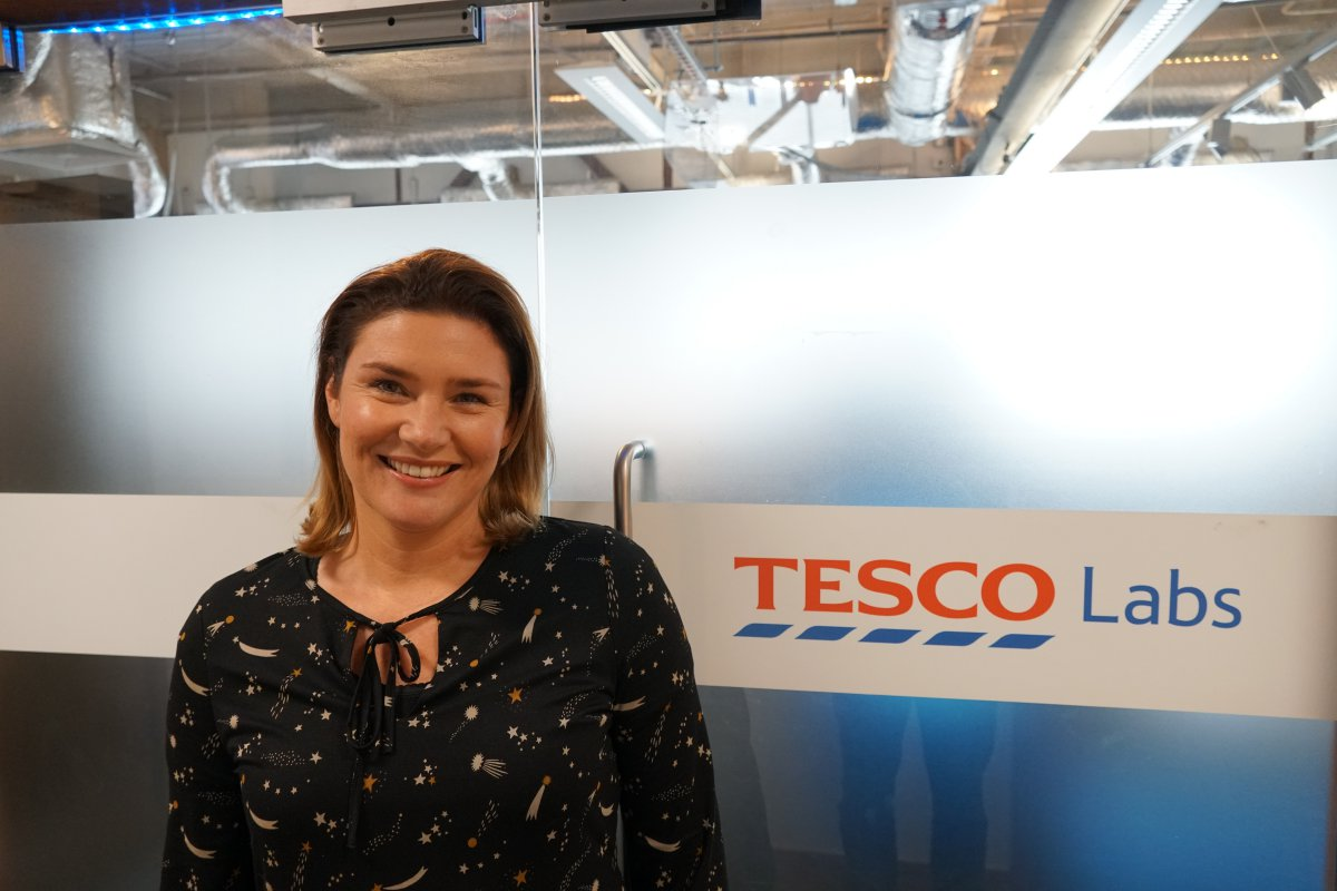 Meet the new Head of Tesco Labs